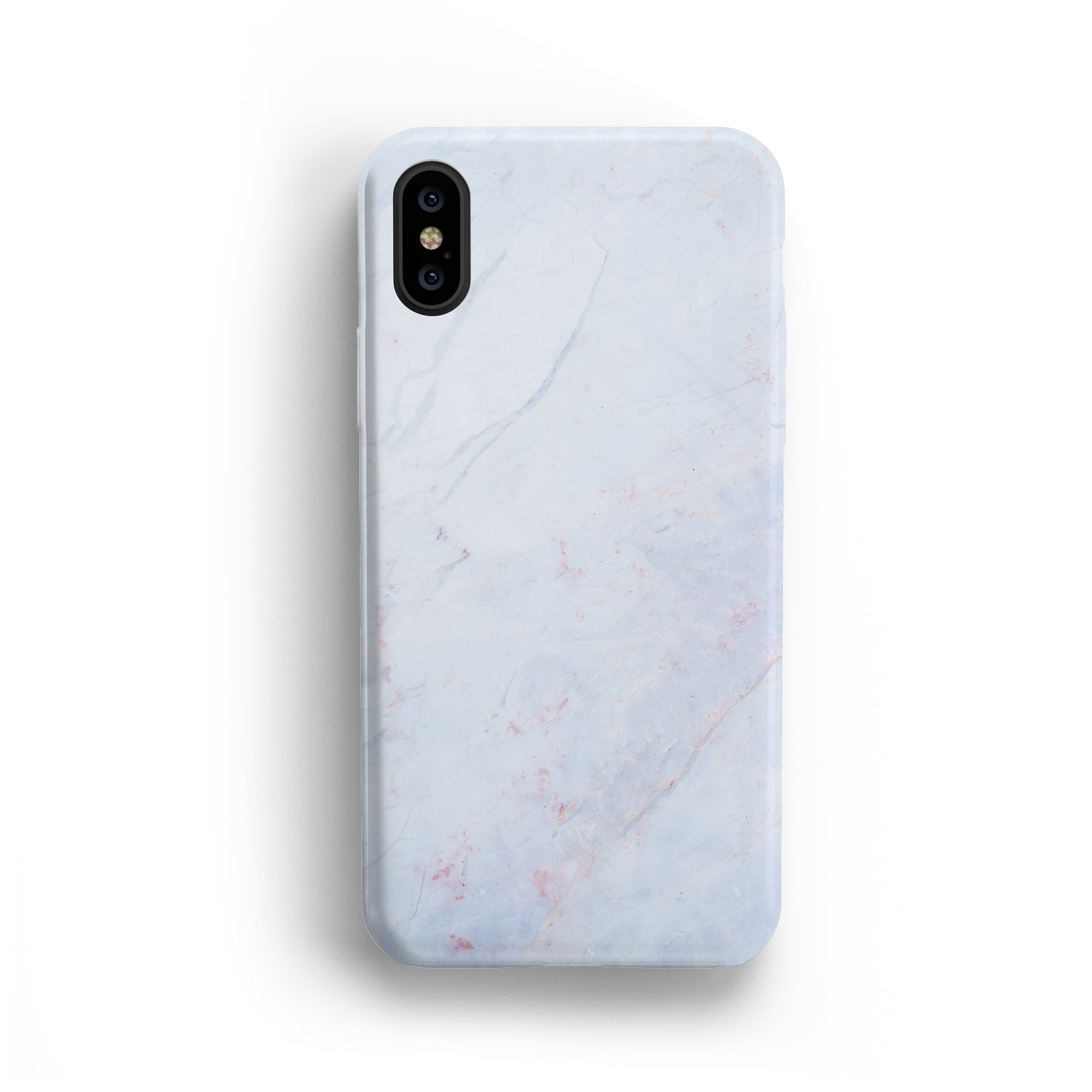 SKY MARBLE IPHONE CASE + SCREEN PROTECTOR