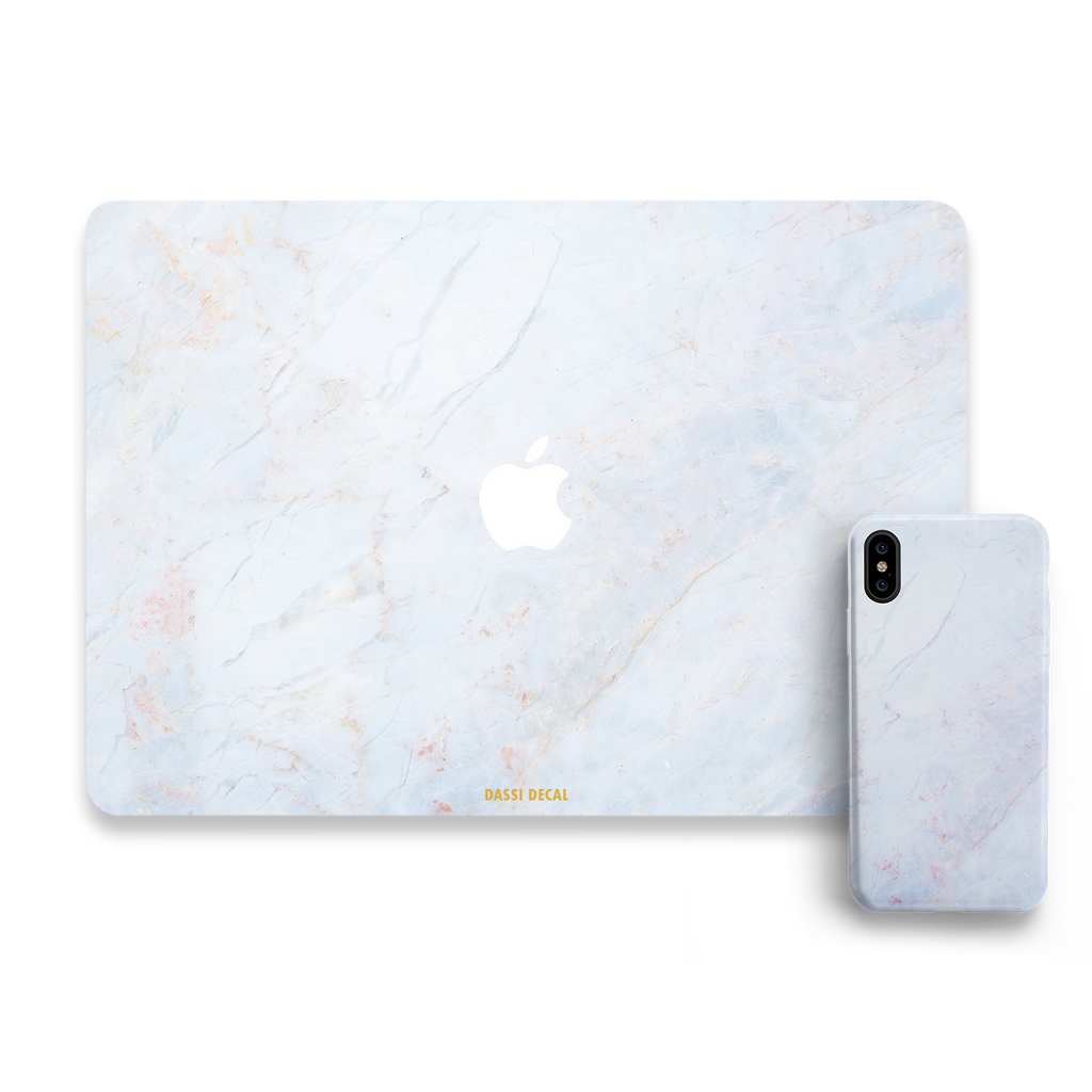 SKY MARBLE IPHONE BUNDLE SET