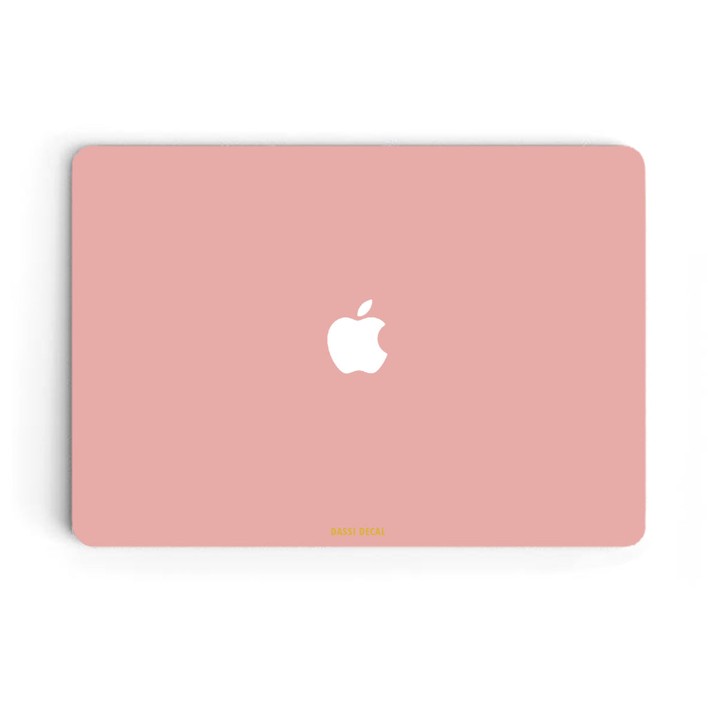 SUMMER PINK MACBOOK SKIN
