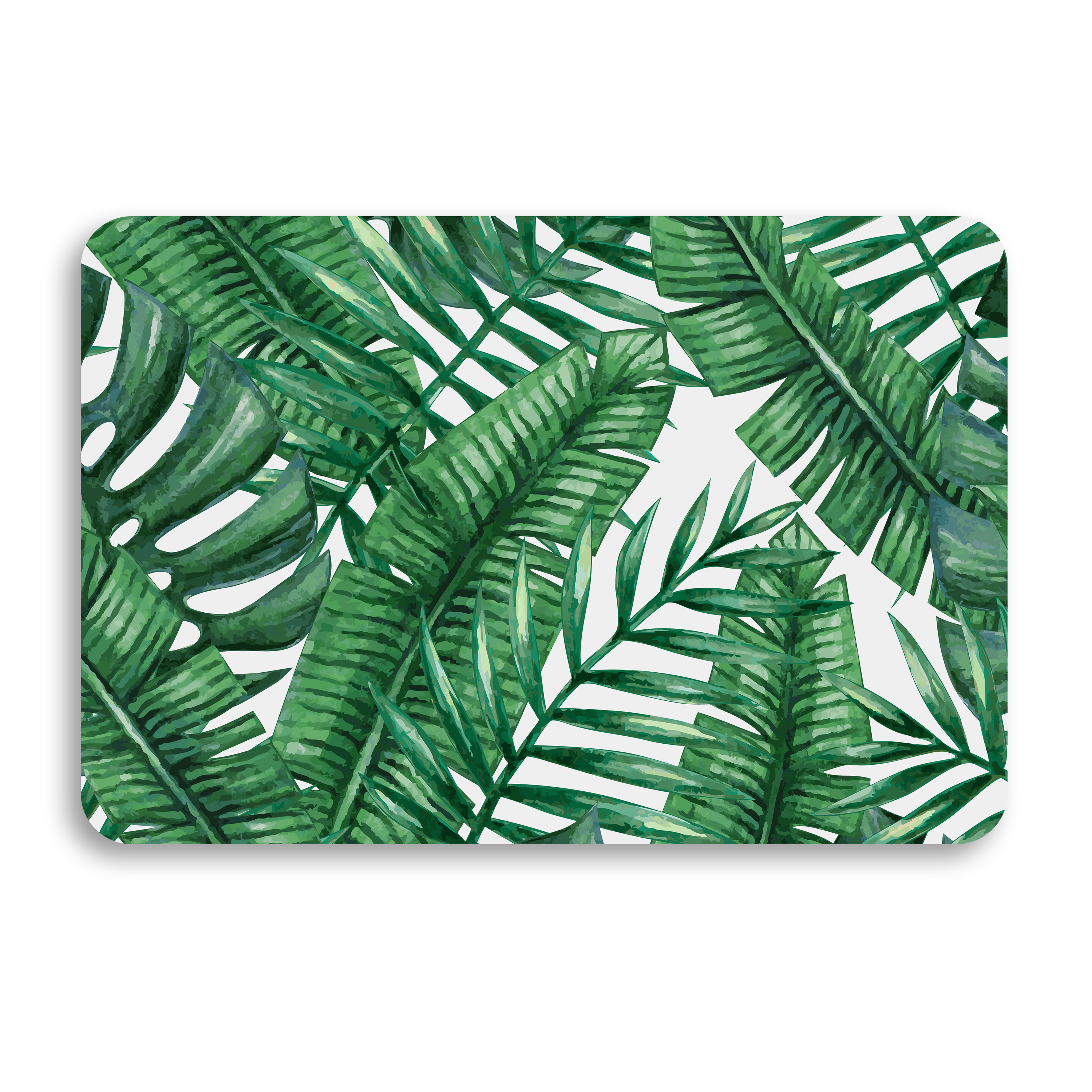 TROPICAL LEAVES UNIVERSAL LAPTOP SKIN