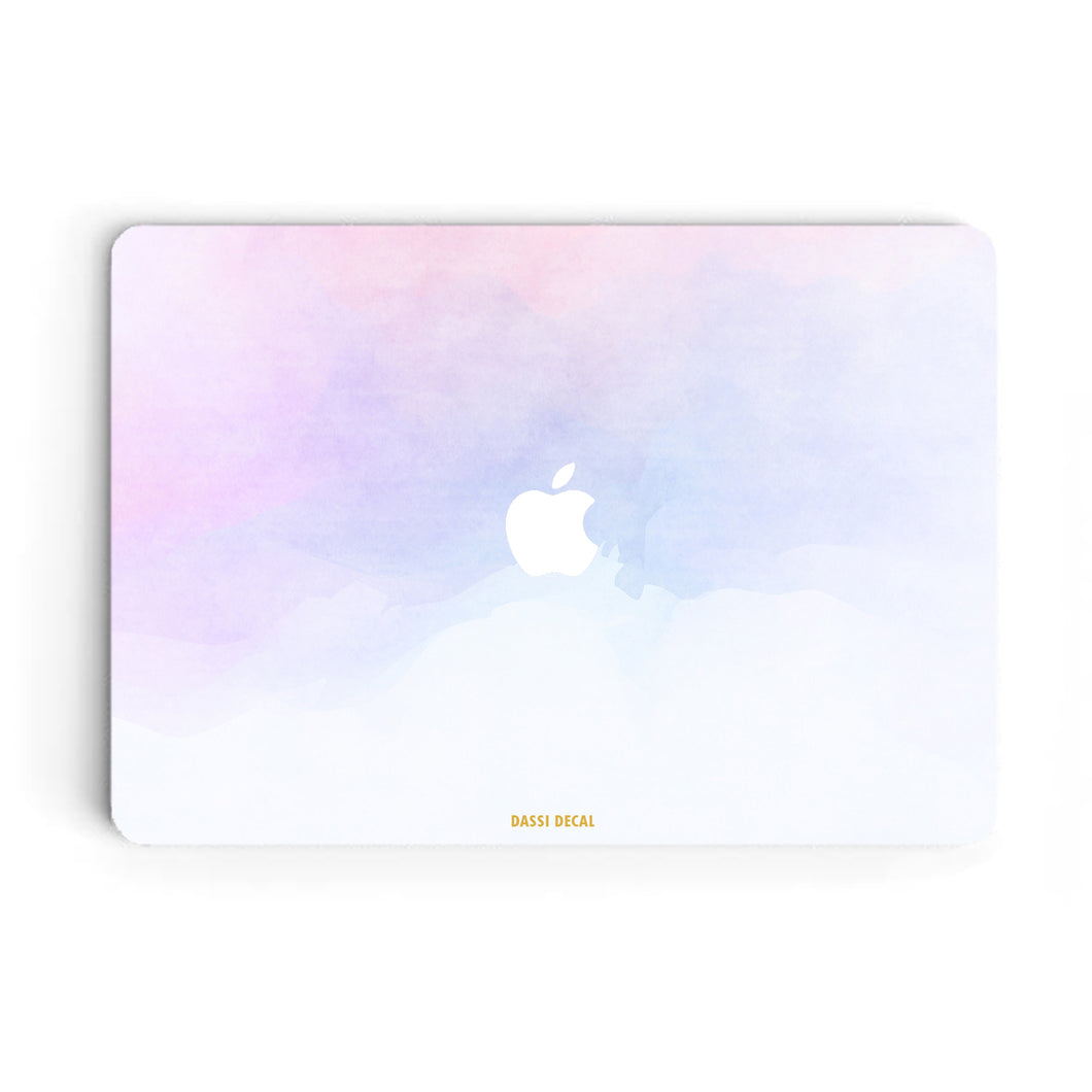 PURPLE DREAM MACBOOK SKIN