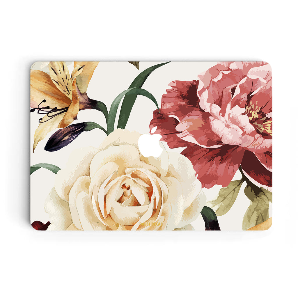 FLOWER FIELD MACBOOK SKIN