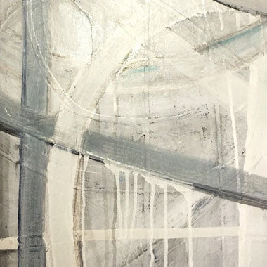 Allison Castillo Designs Neutrals Abstract Art