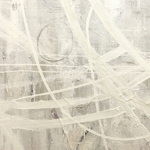 Allison Castillo Designs Neutral Abstract Art