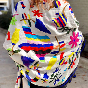 Allison Castillo Designs Otomi Wraps