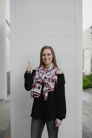 Texas A&M Aggies Scarf