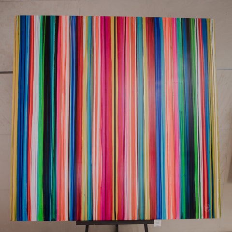 "60"" X 60"" JUICY FRUIT"