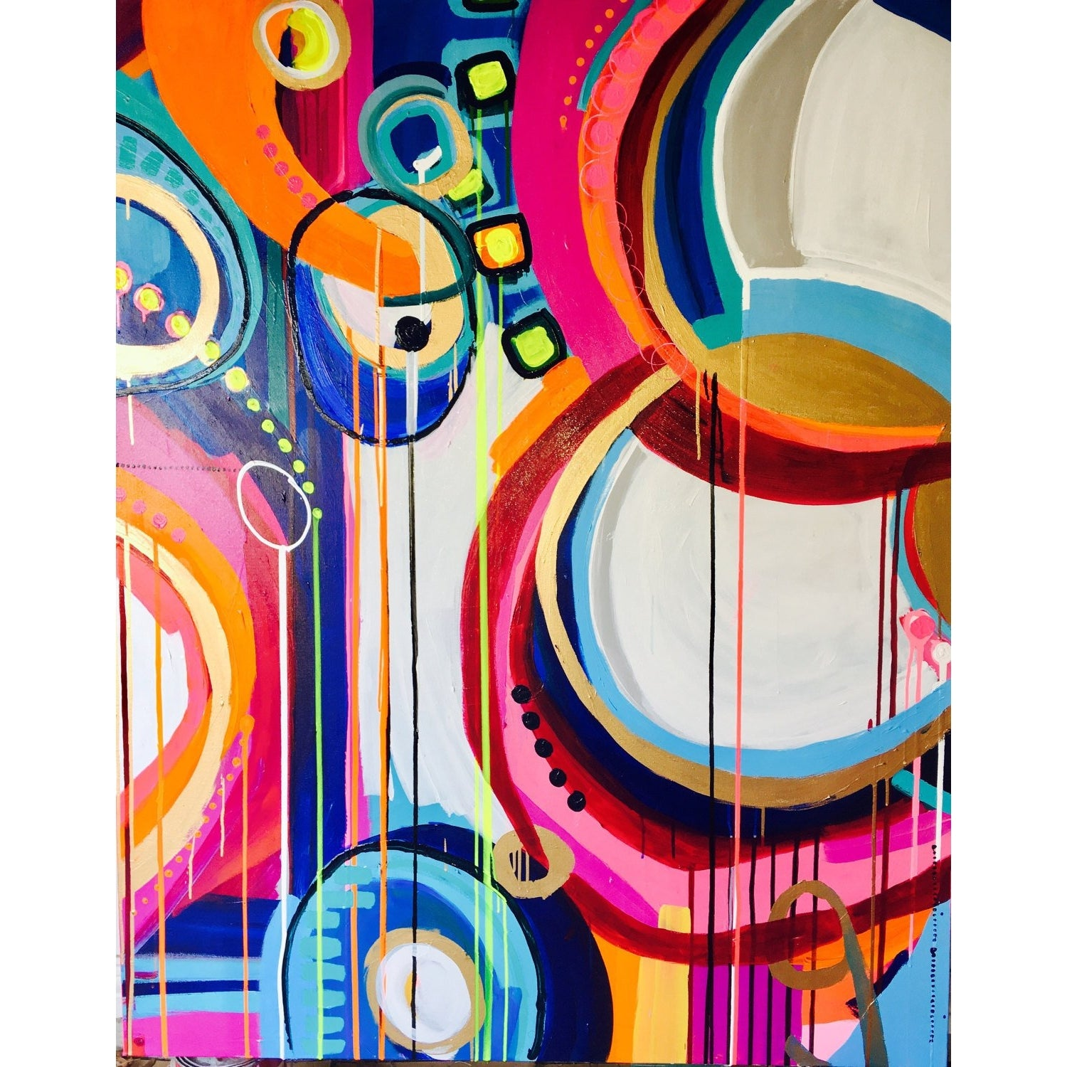 "48""x60"" ""ColorFactor I"""