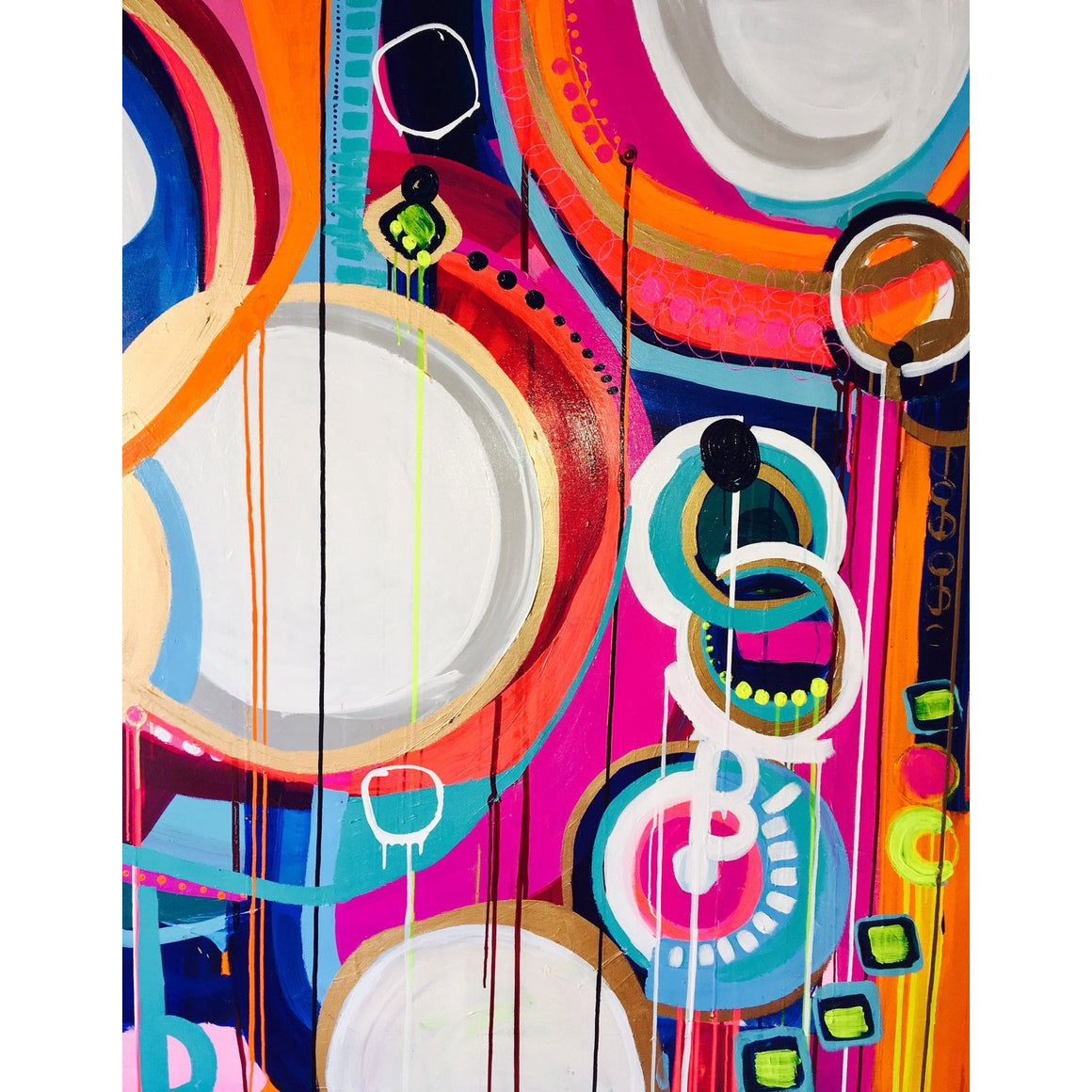 "48""x60"" ""Color Factor II"""