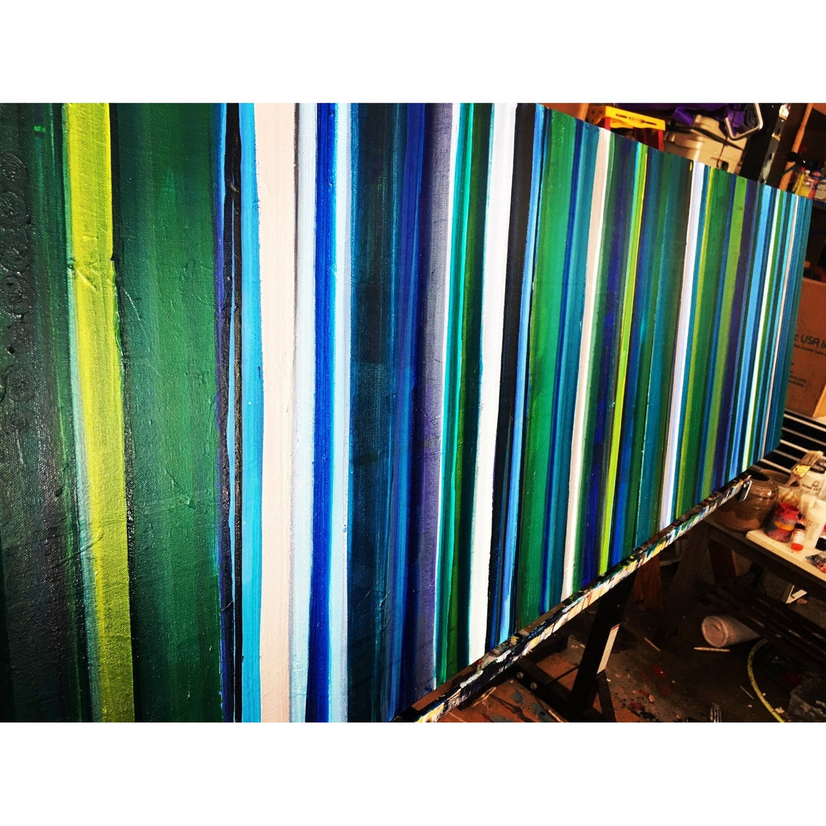 "24""x36"" ""Serape for Days I & II"""