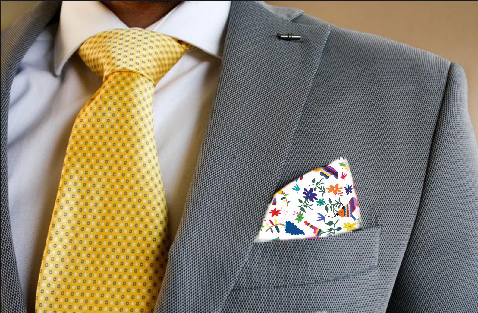 Texas Forever Pocket Square