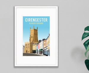 Cirencester & around