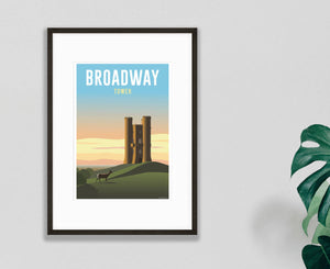 Posters of Broadway & Around