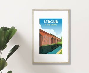 Posters of Stroud & Around