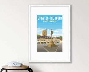 Posters of Stow & Around