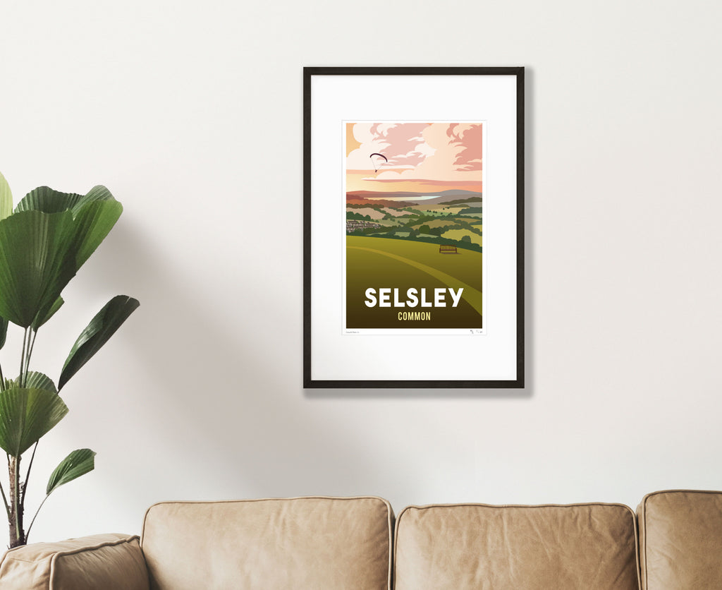 Selsley Common Limited Edition