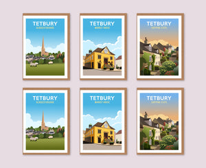 The Tetbury Greeting Card Box (6 Cards)