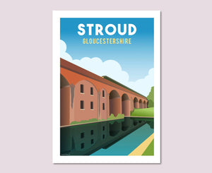 Stroud Poster