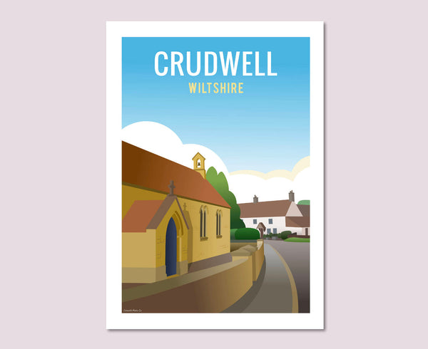 Crudwell Poster