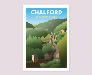 Chalford Poster