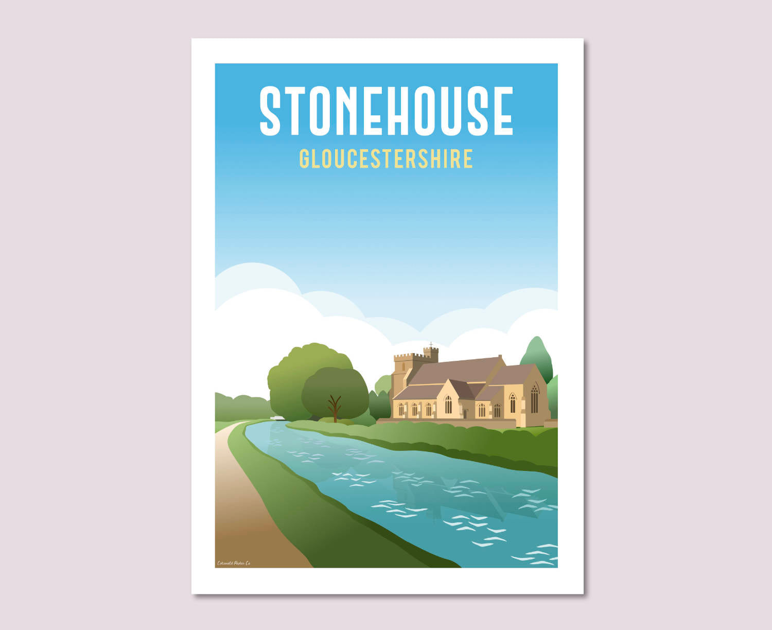 Stonehouse Poster