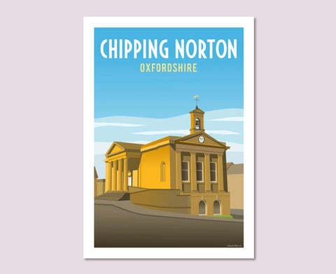 Chipping Norton Poster