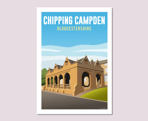 Chipping Campden Poster