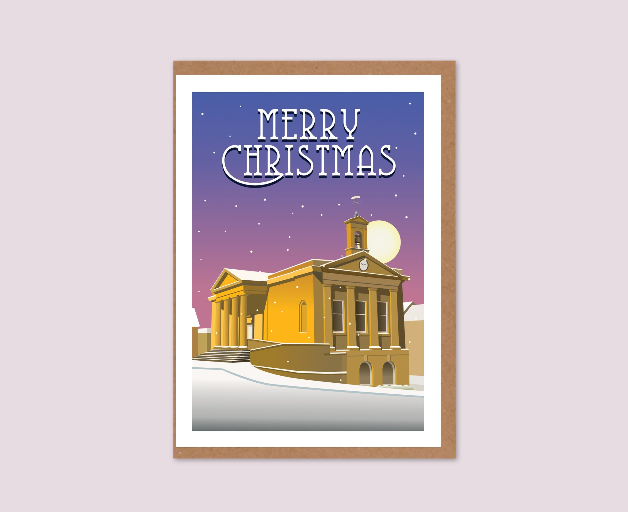 Chipping Norton Christmas Card
