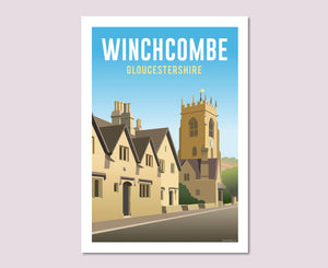 Winchcombe Poster