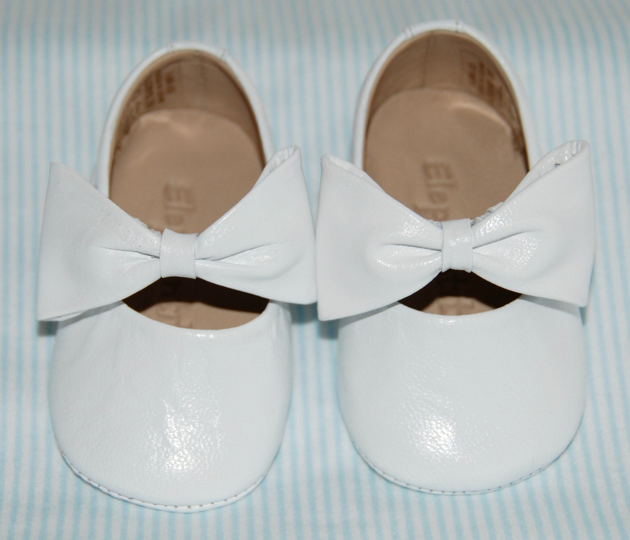 classic fit best sell 100% authentic Baby Ballerina Shoes with Bow