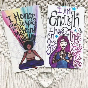 *PRESALE* POSTPARTUM AFFIRMATION CARDS
