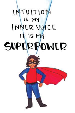 Intuition Superpower Art
