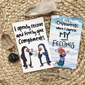 KIDS POSITIVE AFFIRMATION CARDS