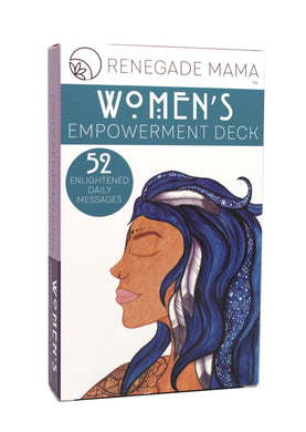 WOMENS EMPOWERING AFFIRMATION CARDS
