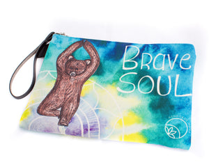 BRAVE SOUL KID'S AFFIRMATION BAG