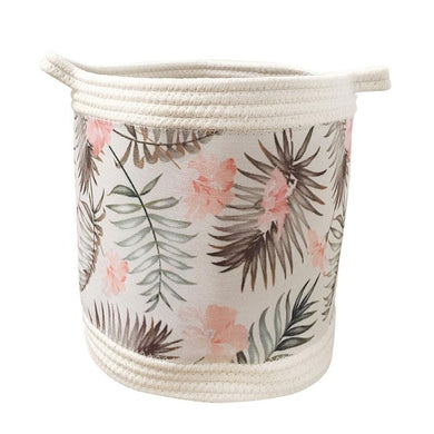 Tropical Flower or Leaves Organizer