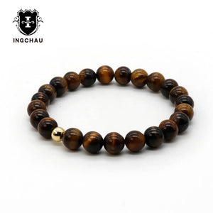 Stone Bead Bracelet Men/Woman