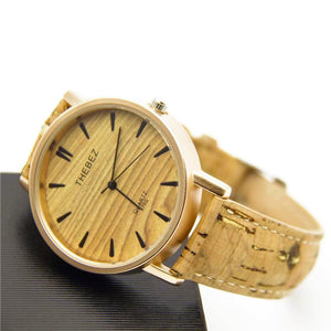 Portuguese cork watch