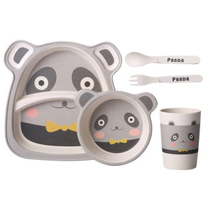 Bamboo Dining set for Kids