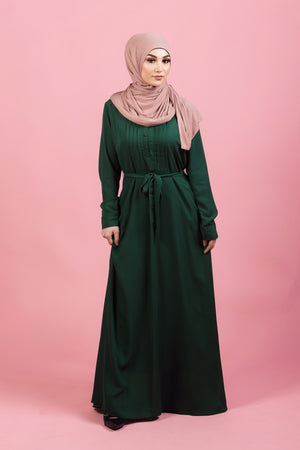 Emerald Hanna Dress - SARALIYA