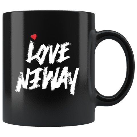 KA Love Anyway Mug - KA Inspires