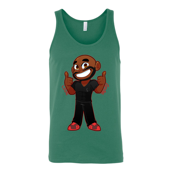 KA Love Anyway Unisex Tank - KA Inspires