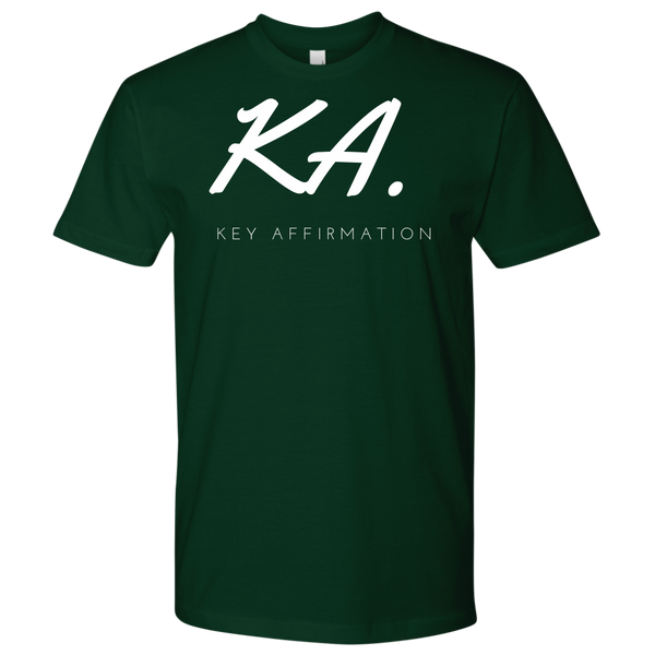 Key Affirmation Mens Shirt