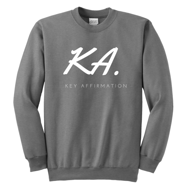 Key Affirmation Youth Sweatshirt
