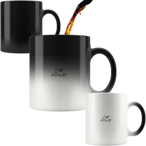 Love Anyway Magic Mug - KA Inspires