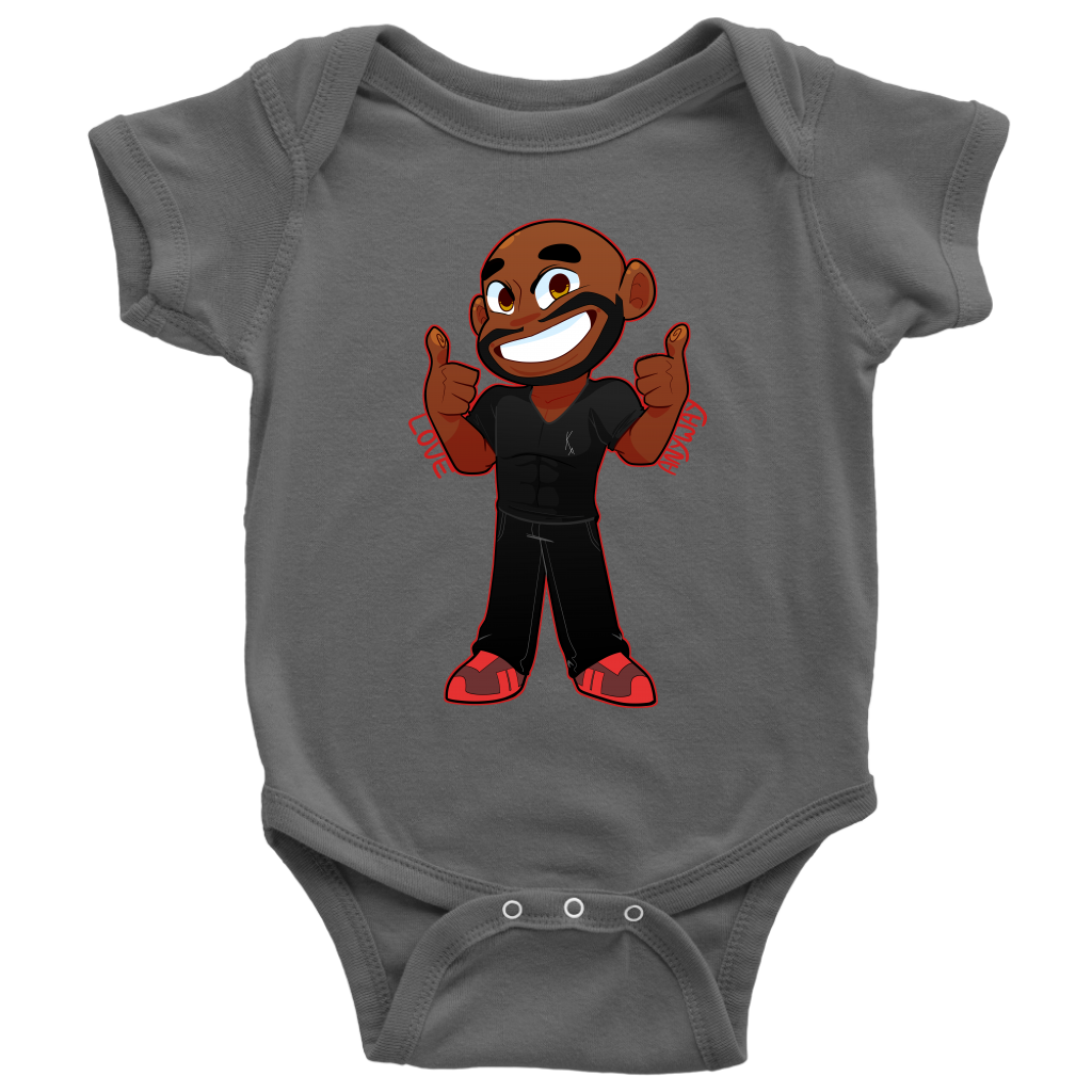 KA Love Anyway Baby Bodysuit - KA Inspires