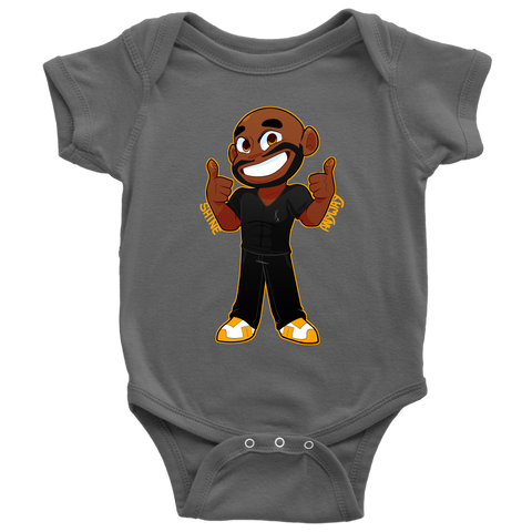 KA Shine Anyway Baby Bodysuit - KA Inspires