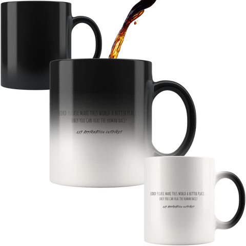 Better World Magic Mug