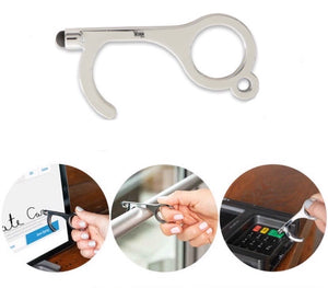 Key Affirmation Hygiene Hand With Stylus-Tip