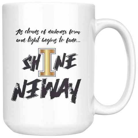 KA Classic Shine Anyway Mug - KA Inspires
